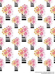 fun floral surface patterns surface design art licensing