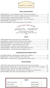 bastille kitchen launches new brunch service boston magazine