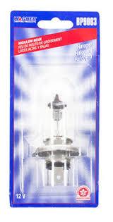 Wagner Lighting Headlight Bulb Halogen Capsules Blister Pack Front Wagner