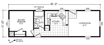 1 bedroom home floor plans mobile home floor plans single wide double wide manufactured