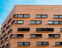 rivestimento facciate in legno urbanfi