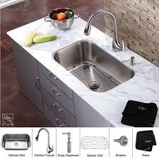 Kraus Kitchen Sinks Kraus Kbu14 Kpf2170 Sd20 Kitchen Combo By Zigsby S Kitchen
