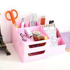 Pink Desk Organizers And Accessories Desk Accessories Winterwarmerco Pertaining To Desk