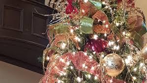 Barcana Christmas Trees by Designer Christmas Trees Idesign Dallas Christmas Decorating