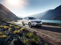 renault koleos 2017 red article details