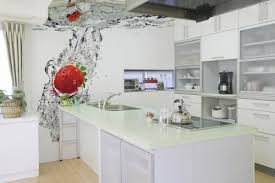 kitchen wall mural ideas beautiful wall murals to change the boring look of your kitchen
