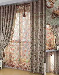 Large Pattern Curtains by Bold Patterned Curtains U2013 Voqalmedia Com