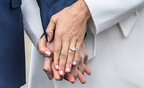 wedding rings in botswana meghan markle s engagement ring has broken royal protocol