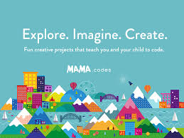 mama codes the home of creative coding for kids