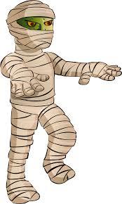 cute halloween mummy clip art free clipart images 2 3 u2013 gclipart com