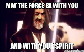 Obi Wan Kenobi Meme - padre pio