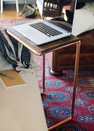 Diy Laptop Desk Diy Copper Laptop Table Decor Hacks