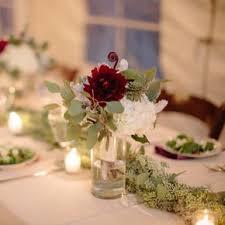 burgundy wedding decorations accents