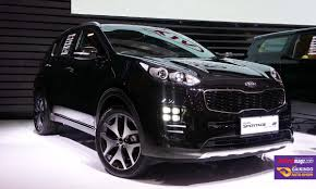 mitsubishi expander giias kia grand sedona and sportage launched here is the price