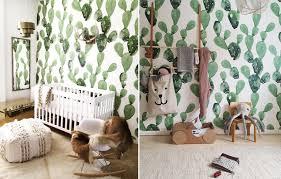 deco chambre enfant inspiration décoration chambre d enfant la cactus mania une