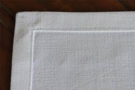 table linen napkins serviettes made with vintage french metis