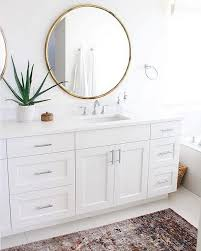 target bathroom mirrors oklobsessed most loved round mirrors bright gray and gold