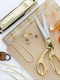 Decorative Desk Accessories Best 25 Gold Desk Accessories Ideas On Pinterest Desk