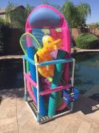 Make Your Own Toy Storage by Best 25 Pool Toy Storage Ideas On Pinterest Pool Deck Furniture