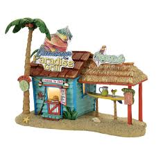 margaritaville cartoon department 56 u2013 margaritaville paradise grill wooden duck shoppe