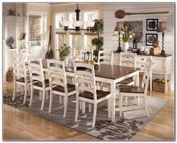 Distressed Kitchen Tables Antique White Distressed Kitchen Table Kitchen Set Home