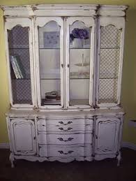 shabby chic china cabinet before and after of china cabinet shabby chic vintage storage if i