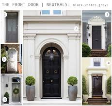 painting the front door with lacquer color or neutrals maureen
