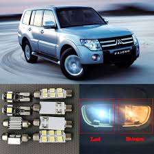 lebron white jeep 16pcs white bulb led car light interior kit for 1999 2006