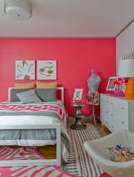 peinture chambre fille ado la chambre ado fille 75 idées de décoration archzine fr
