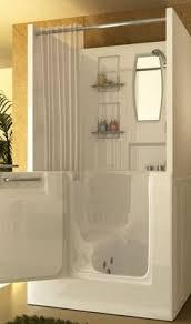 Step In Bathtub Walk In Tub Shower House Pinterest Tubs Tub Shower Combo