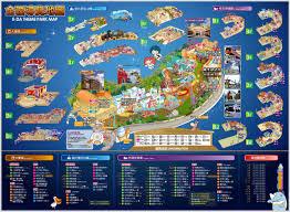Map Of Epcot E Da Theme Park 1 Taiwan U0027s Epcot Theme Park University
