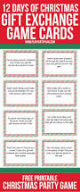 Party Games For Christmas Adults - best 25 christmas exchange ideas ideas on pinterest christmas