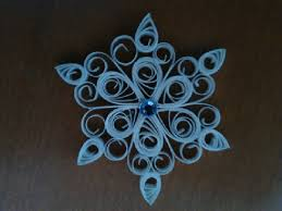 39 best paper craft quilled snow flakes images on