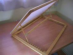 Build Drafting Table Make It Yourself Portable Drawing Table And Lightbox Artist