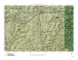Map Of Sd South Dakota Topographic Map Topographic Map