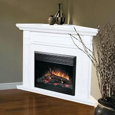 corner electric fireplace white tv stand with built in uk