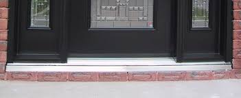 Thresholds For Exterior Doors Homeofficedecoration Exterior Door Threshold Replacement