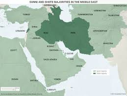 Map Of The Middle East And Asia by How Iran Can Project Power In The Middle East Geopolitical Futures