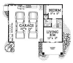 adobe southwestern style house plan 1 beds 1 00 baths 321 sq