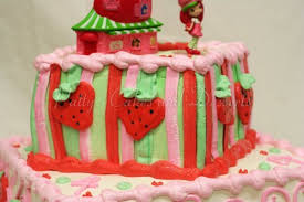 Strawberry Shortcake Cake Decorations Birthdays Categories Page 2 Of 7 Patty U0027s Cakes And Desserts