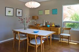 Century Dining Room Tables Mid Century Dining