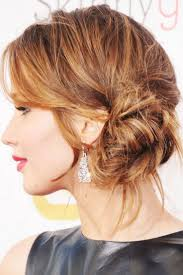 Simple But Elegant Hairstyles For Long Hair by Best 20 Low Side Buns Ideas On Pinterest Braided Side Buns