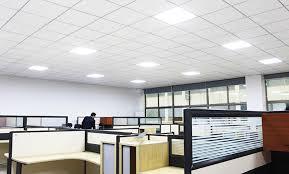 office fluorescent light alternative office lighting fixtures