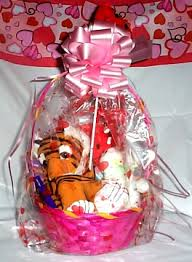 valentines baskets valentines day about you cutie tiger gift basket