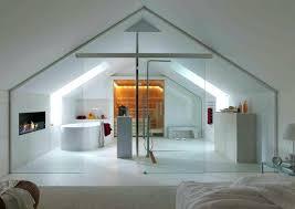 kleine sauna fã rs badezimmer sauna im badezimmer badezimmer mit dachschrage sauna und glaswand