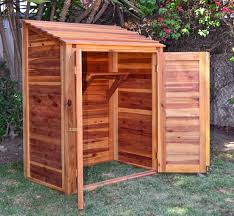 Sheds Storage Sheds Custom Made Redwood Sheds