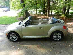 green volkswagen beetle convertible 2014 volkswagen beetle convertible tdi cbs atlanta