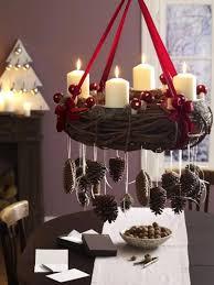 Christmas Table Decoration Craft by 35 Creative Christmas Decoration U2013 Diy Advent Wreath Ideas