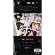 magnetic photo album refill pages frames and accents magnetic photo refill walmart