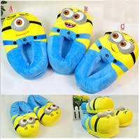 Minion Socks Adults Wholesale Minion Slippers Buy Cheap Minion Slippers From Chinese